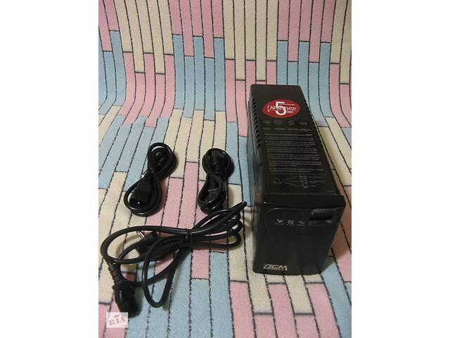 продам Источник бесперебойного питания Powercom BNT-600A бу в Полтаве