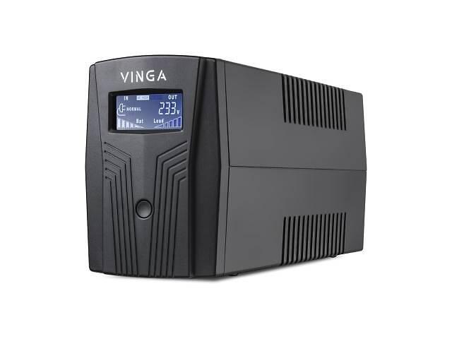 продам Источник бесперебойного питания Vinga LCD 600VA plastic case (VPC-600P) бу в Харькове