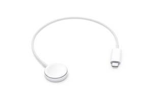 Зарядное устройство Apple Watch Magnetic Charger to USB-C Cable (0.3 m) (MX2J2ZM/A)