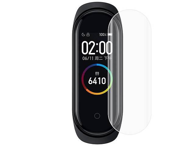 бу Защитная пленка для фитнес браслета Xiaomi Mi Band 4, комплект - 2 шт. в Запорожье
