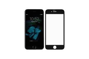 Защитное стекло 3D Full Cover для iPhone 6 Plus/6S Plus Черный|Полное покрытие|айфон 6/6с плюс