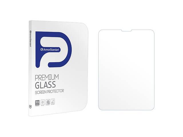 купить бу Защитное стекло Armorstandart Glass.CR для Apple iPad 11 2021/2020/2018 Clear (ARM54519-GCL) в Киеве