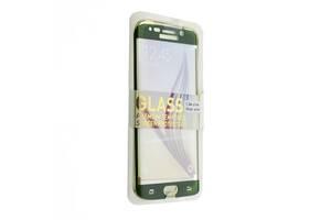 Защитное стекло Full Screen Color для Samsung S6 Edge