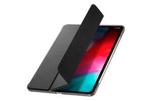 Защитный чехол для планшета Apple iPad Pro 12.9'' 2018 Spigen Smart Fold Black (068CS25712)