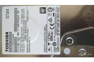Жесткий диск 3,5 HDD SATA3 Винчестер 2TB