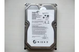 Жесткий диск для компьютера Seagate HDD 3.5 - 1 Терабайт (1000Gb)