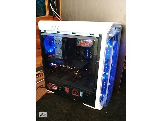 продам I7-9700K - GeForce GTX 1060 - Зібраний ПК бу в Сокалі