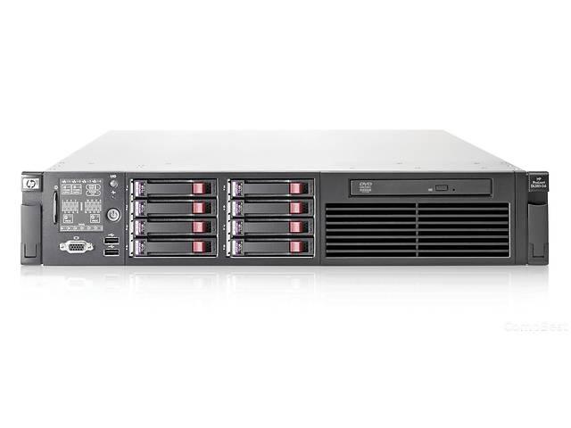 купить бу Сервер Нewlett-Рackard / 48 GB RAM DDR3 / 2 процессора Xeon 8 ядер 16 Потоков 3.33 GHz в Киеве