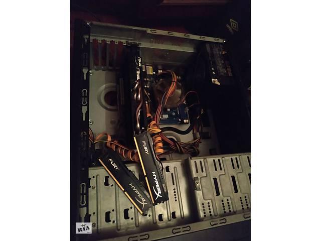 бу Игровой компьютер (ПК, системник) 6 ядер AMD ph1055/8GB/Gtx 660 в Кривому Розі