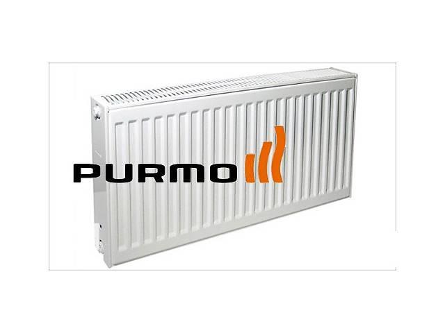 Cтальные панельные радиаторы Purmo Compact- объявление о продаже  в Киеве