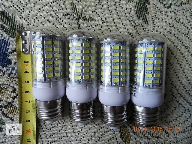бу Светодиодная лампочки LED 69 E 27 желтая в Львове
