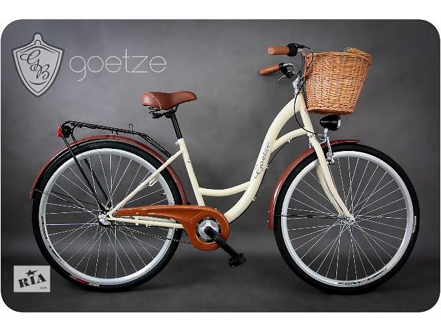 Дамский ретро велосипед 28 (новый)- объявление о продаже  в Киеве