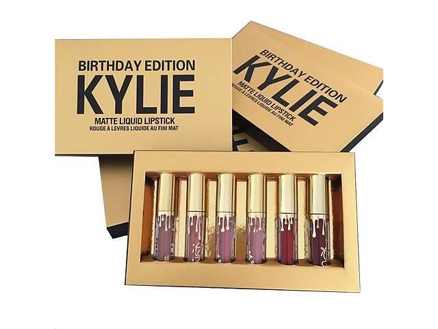 продам БЕСПЛАТНАЯ ДОСТАВКА ! Kylie Birthday Edition (Кайли Дженер) 6 в 1 бу в Киеве