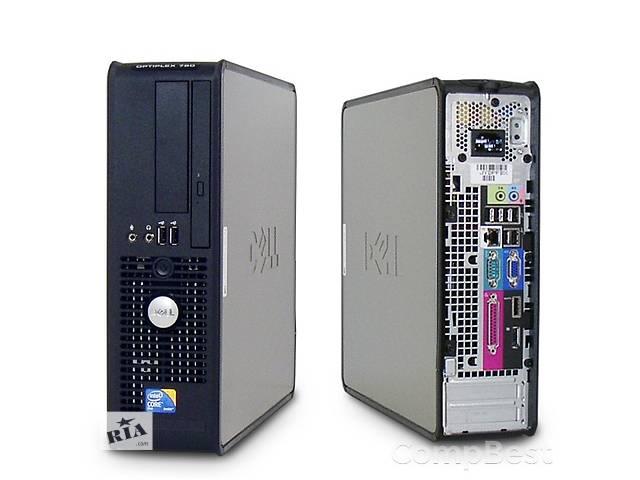 купить бу Dell 780 SFF 4 ядра ddr3 в Киеве