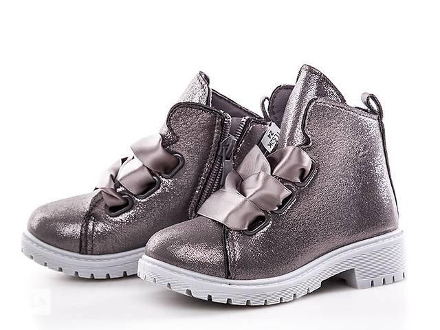 бу Ботинки демисезонные девочка 24-29 размер. Clibee. в Краматорске