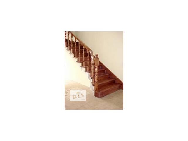 бу деревянная лестница под заказ в Одессе