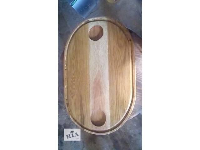 купить бу Деревянная посуда из дуба под заказ.  в Украине