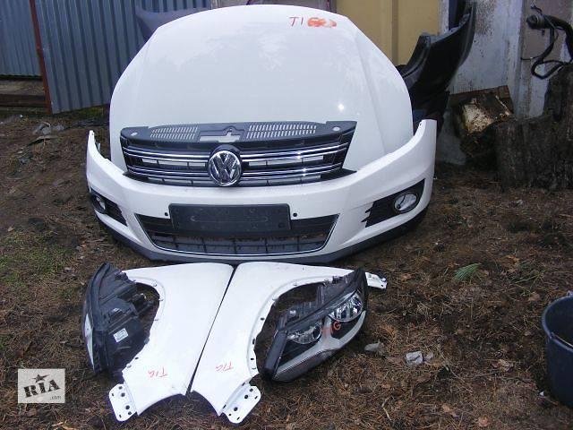 купить бу Деталі кузова Легковой Volkswagen Tiguan в Киеве
