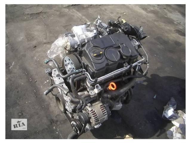 продам Детали двигателя Двигатель Volkswagen Caddy 1.9 TDi бу в Ужгороде