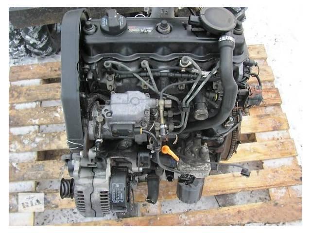 Детали двигателя Двигатель Volkswagen Vento 1.9 TD- объявление о продаже  в Ужгороде