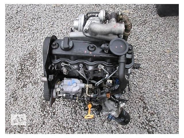 бу Детали двигателя Двигатель Volkswagen Vento 1.9 TDi в Ужгороде