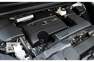 двигуни Infiniti JX