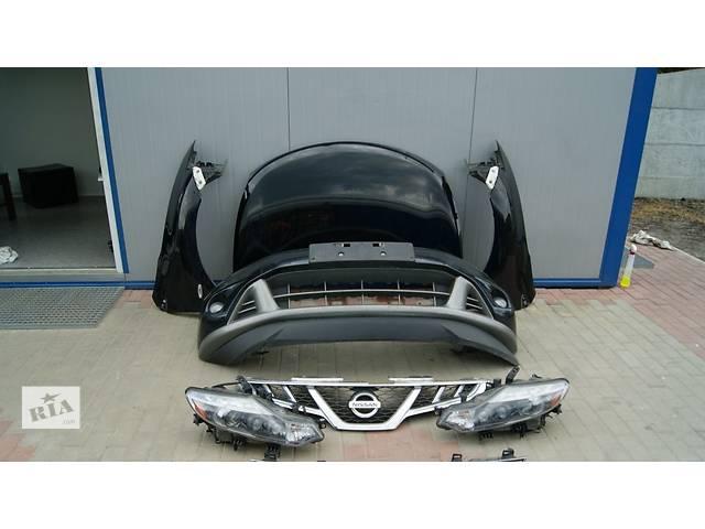 бу Детали кузова Капот Nissan Murano Z51 в Киеве
