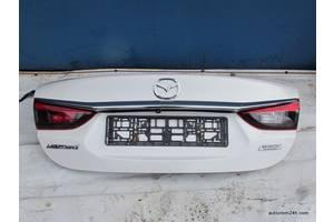 Крышки багажника Mazda 6