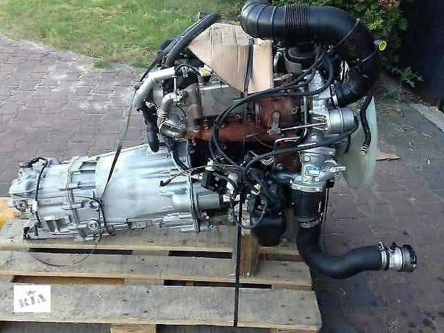 купить бу Детали двигателя Двигатель Автобусы Volkswagen Crafter  2.0 TDI,2.5 TDI в Жовкве