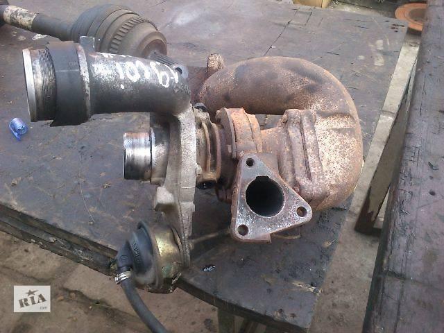 Детали двигателя Турбокомпрессор Легковой Renault Master груз.- объявление о продаже  в Березному (Ровенской обл.)