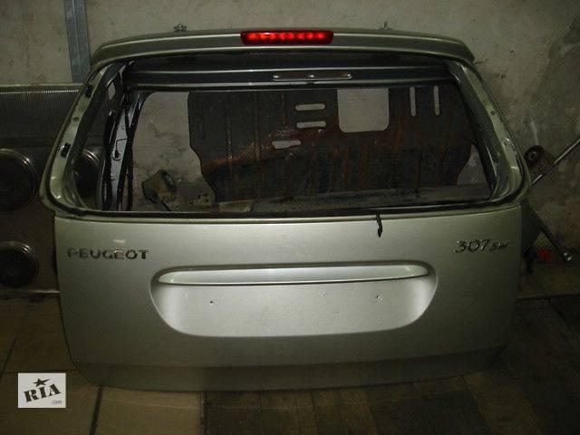 купить бу Детали кузова Багажник Peugeot 307-307SW в Киеве