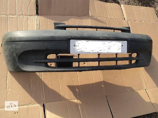 Детали кузова Бампер передний Легковой Renault Kangoo груз. 2000- объявление о продаже  в Ковеле