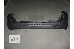 Новые Бамперы задние Dacia Logan MCV