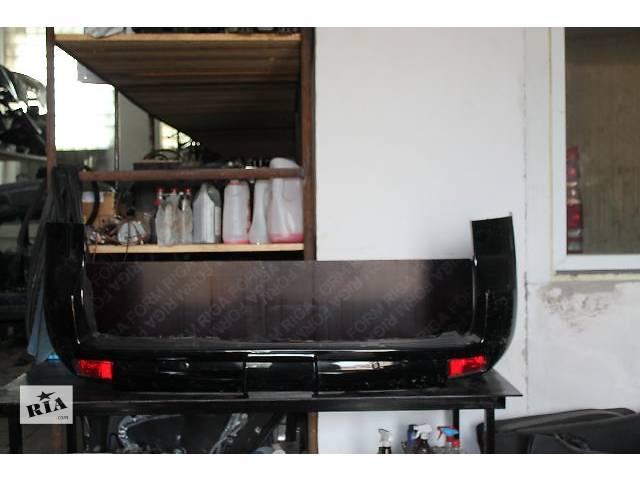 Детали кузова Бампер задний Легковой Toyota Land Cruiser Prado 150- объявление о продаже  в Ивано-Франковске