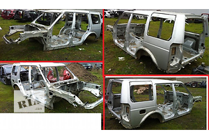 Пороги Land Rover Discovery