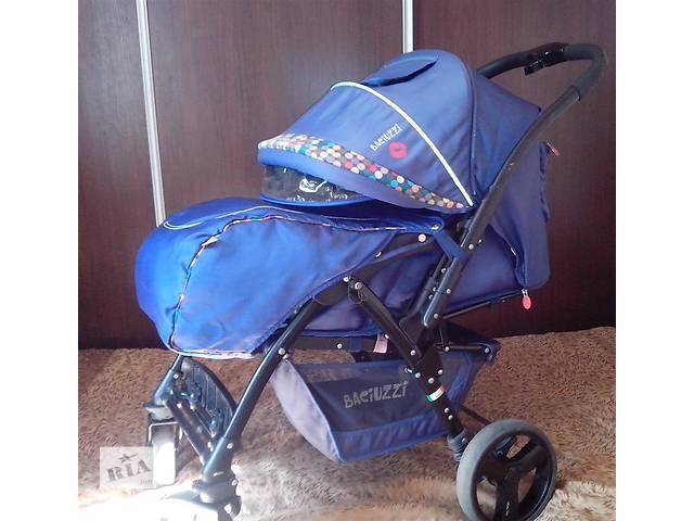Детская коляска Baciuzzi B8.4W (Бакуззи)- объявление о продаже  в Рубежном (Луганской обл.)