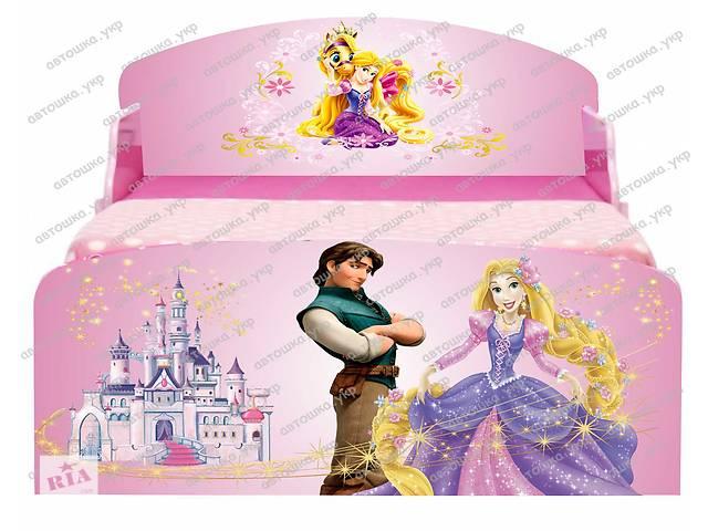 Детская кровать Принцессы Дисней Рапунцель с бесплатной доставкой- объявление о продаже  в Львове