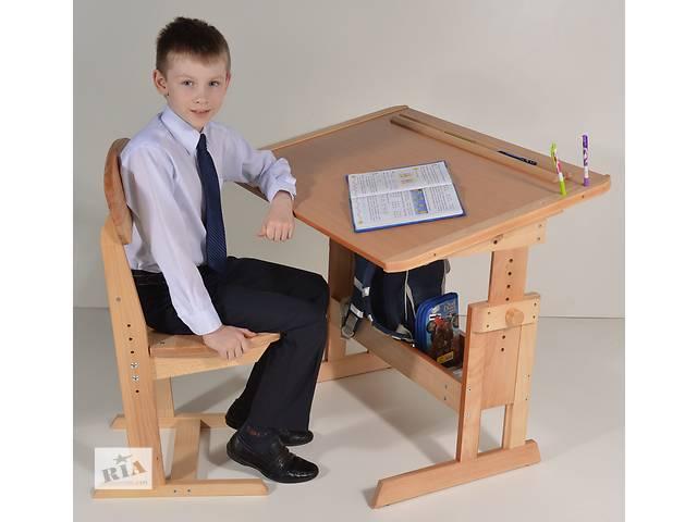 Детская стол-парта