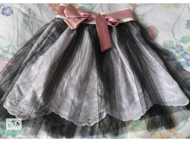 бу Детская юбка- фатин  в Кременчуге