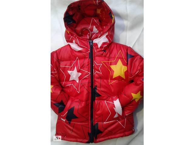 купить бу Детская зимняя куртка на овчине оптом в Одессе