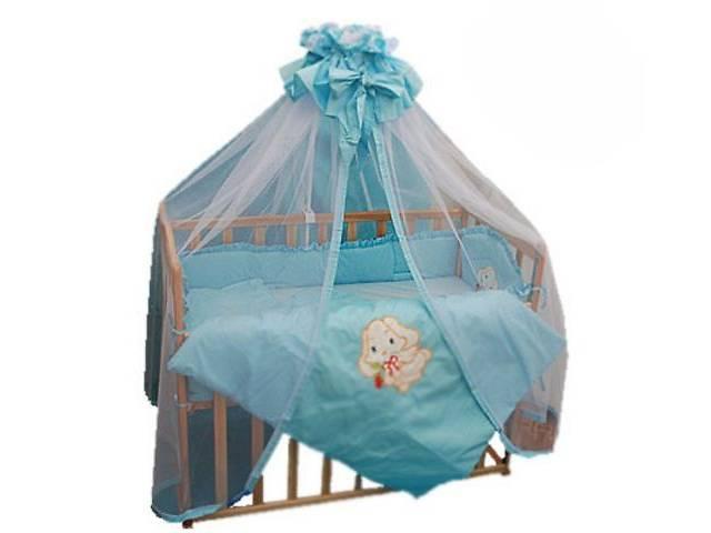 Детские Постельные комплекты в кроватку бесплатная доставка по киеву- объявление о продаже  в Киеве