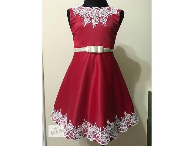 Дитяче плаття Червоне підлогу сонця на святковий випускний - Дитячий ... 5266ffa3b8074