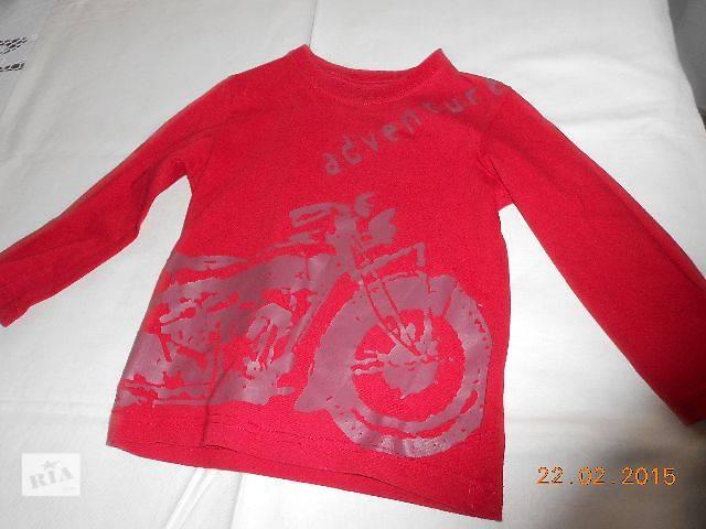 продам Детские футболки б/у Для мальчиков бу в Одессе