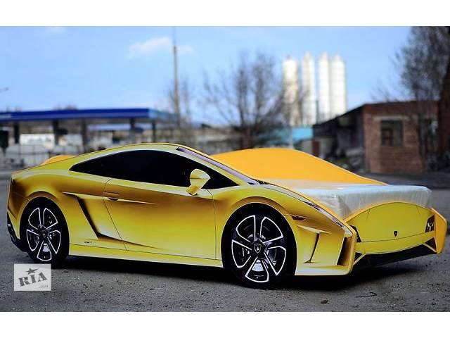 продам Кровать-машина Lamborghini  из МДФ бу в Киеве