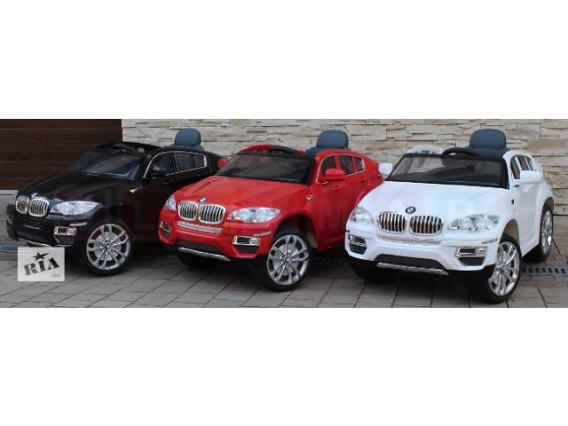 продам Детский электромобиль JJ 258 BMW бу в Львове