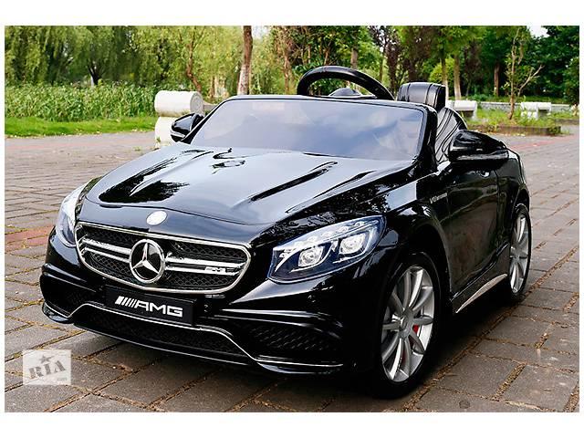 купить бу Детский электромобиль Mercedes AMG S63 в Кривом Роге (Днепропетровской обл.)