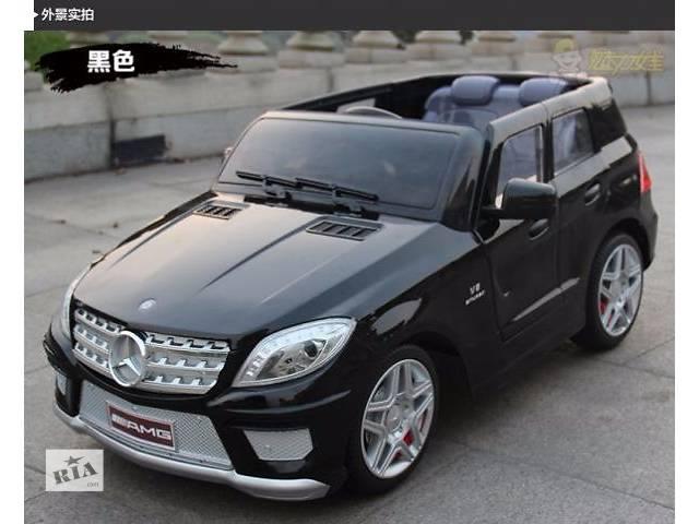 продам Детский электромобиль Mercedes ML 63 ERS (Лицензионная Модель) бу в Львове