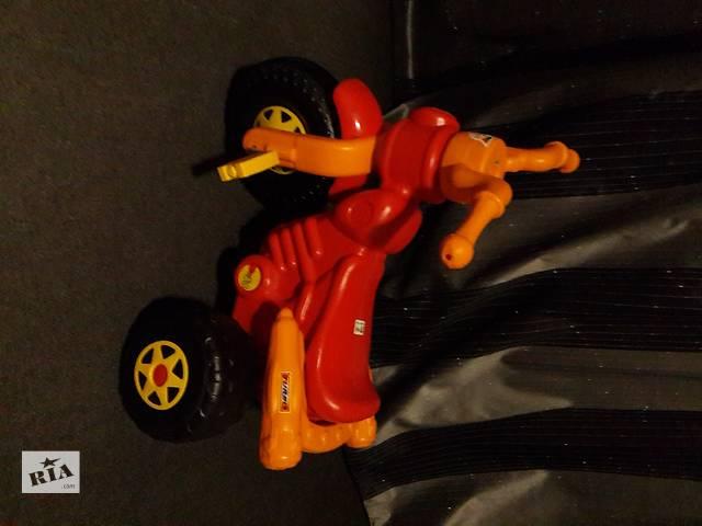 детский мотоцикл Орион- объявление о продаже  в Ахтырке
