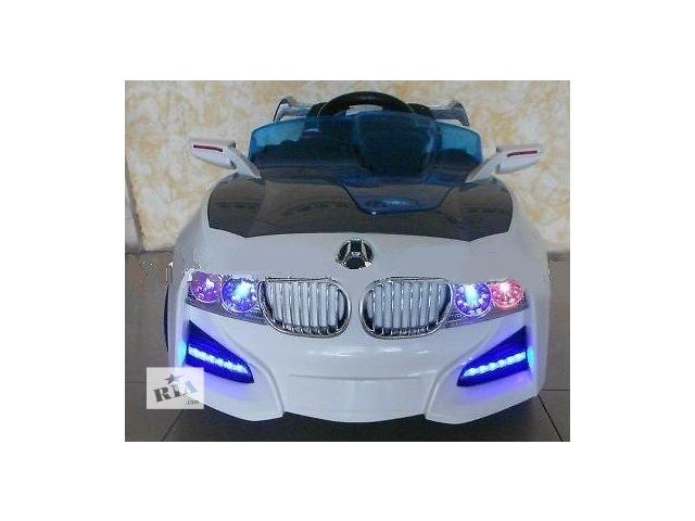 Детский электромобиль машина Bambi М 0668 BMW на солнечной батарее- объявление о продаже  в Днепре (Днепропетровск)