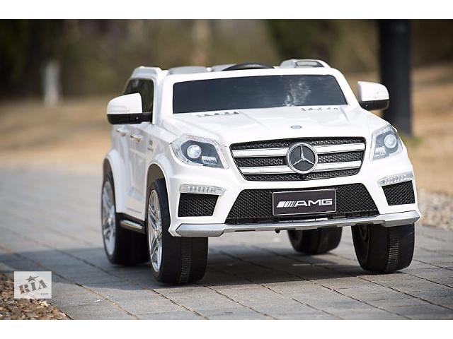 продам Детский электромобиль Mercedes ML 63 ERS бу в Львове